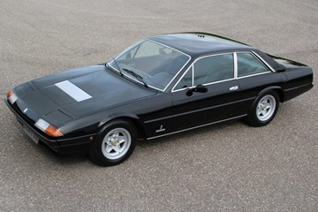 Ferrari 400i manual '80 49.000km €89.950,-