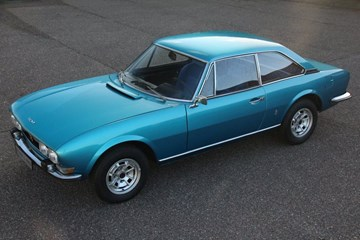 Peugeot 504 Coupe 1 Serie '72