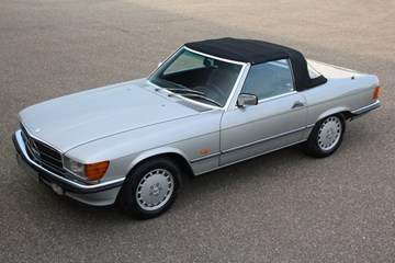 Mercedes Benz 300SL '86 117.000km