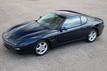 Ferrari 456M GT '99 Manual 46.000km