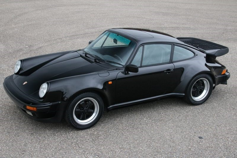 Te koop: Porsche 930 Turbo Coupe '84 72.000km €99.930,-