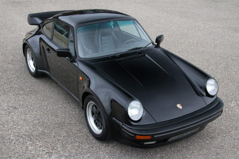 Exterieur Porsche 930 Turbo Coupe '84 72.000km €99.930,-