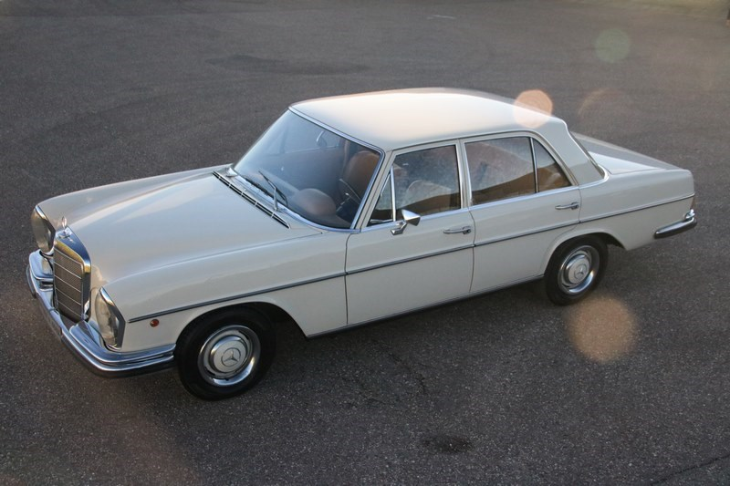 Te koop: Mercedes Benz 250SE Sedan '67 €19.950,-