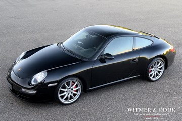 Porsche 997 Carrera S Coupe Manual '06 73.000km €46.997,-