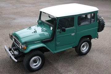 Toyota Land Cruiser BJ40 '82