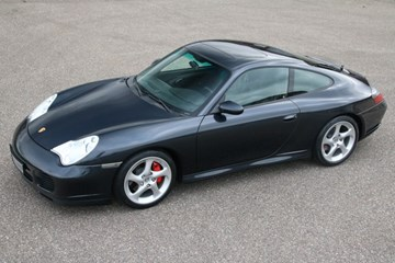 Porsche 996 4S Coupe Manual '05 67.000km NL-auto