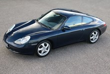 Porsche 996 Carrera 2 Coupe Tiptronic '98 gemodificeerd 126.000km