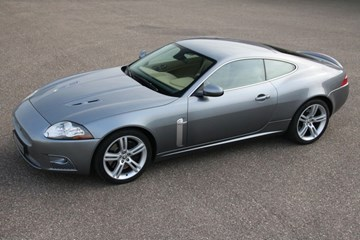 Jaguar XK-R Supercharged Coupe '07 65.000km