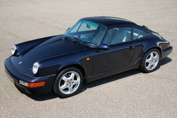 Porsche 964 Carrera 4 Coupe '92 54.000km