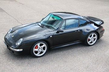 Porsche 993 Turbo '96 122.000km