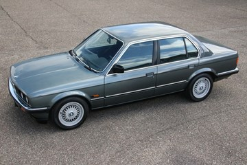 BMW 320i Sedan manual '85 60.000km