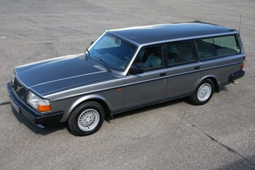 Volvo 245 Estate Super Polar '92 133.000km €12.950,-