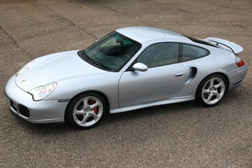 Porsche 996 Turbo Coupe Manual '01 NL-auto 94.000km