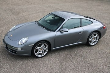 Porsche 997 Carrera Coupe '04 98.000km