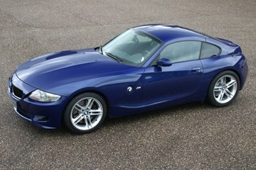 BMW Z4 M Coupe '08 82.000km