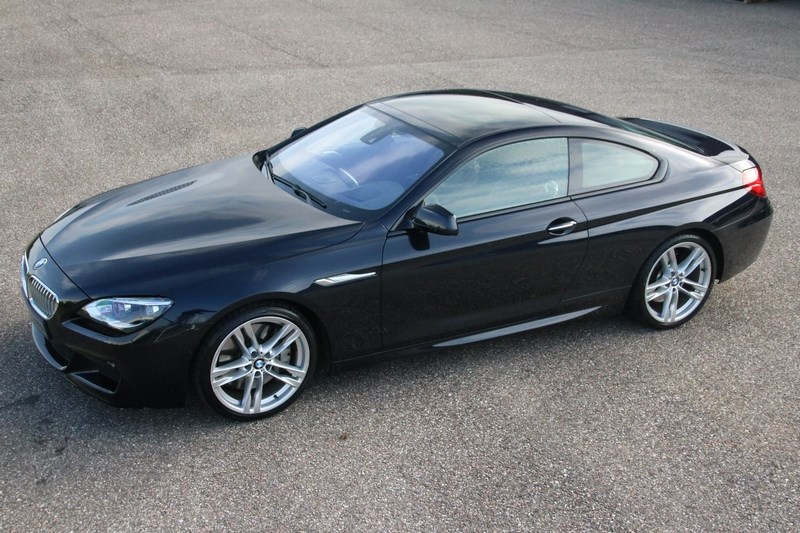 Te koop: BMW 650i M Coupe High Executive '11 71.000km NL-auto, 1e eig., 1e lak €49.950,-