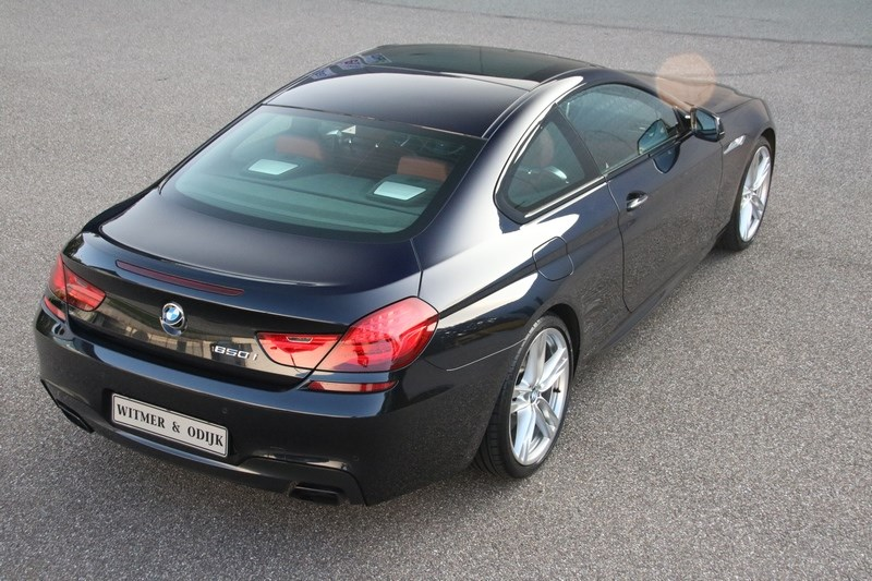 Exterieur BMW 650i M Coupe High Executive '11 71.000km NL-auto, 1e eig., 1e lak €49.950,-