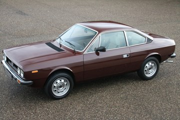Lancia Beta Coupé 1300 '79 55.000km €12.950,-