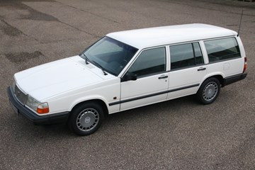 Volvo 945 Polar Estate '93 62.000km! €13.950,-