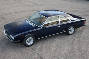 Fiat 130 Coupe 3200 Automatic '72