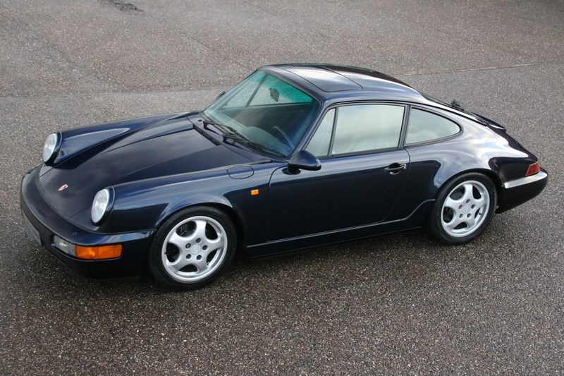 For sale: Porsche 964 Carrera 2 Coupe Manual '91 manual 198.000km €53.964,-