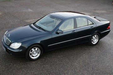 Mercedes Benz S320 '00 68.000km €17.950,-
