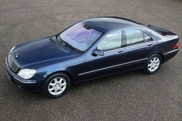 Mercedes Benz S430 '00 31.000km €19.950,-