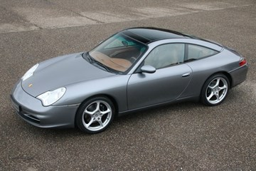 Porsche 996 Targa '02 Manual
