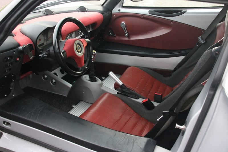 Interieur Lotus Elise Series II '02