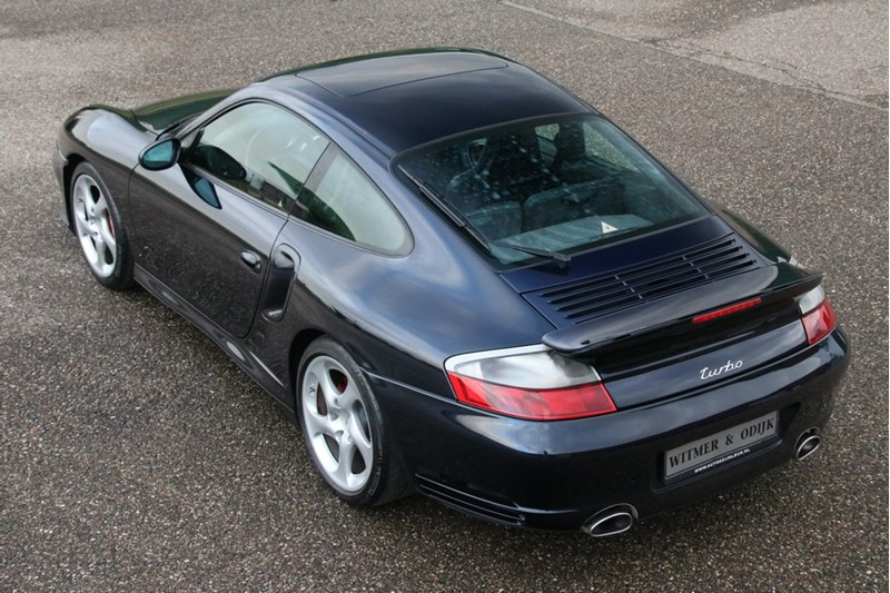 Exterieur Porsche 996 Turbo Coupé Manual '02 128.000km €59.996,-