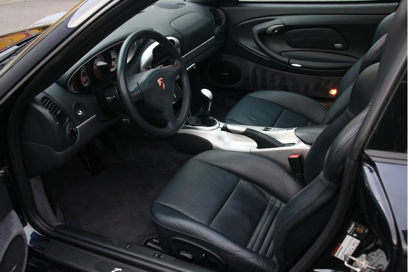 Interieur Porsche 996 Turbo Coupé Manual '02 128.000km €59.996,-
