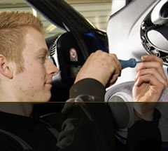 Car alarm, radio and navigation installation services