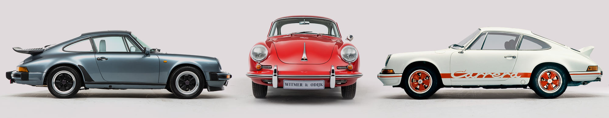Wanted Air-cooled Porsches
